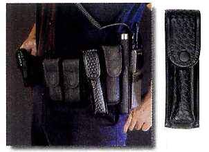 Pelican® professional flashlight holsters